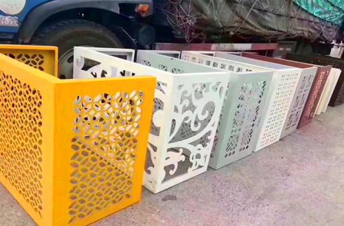 铝合金空调罩个性化定制