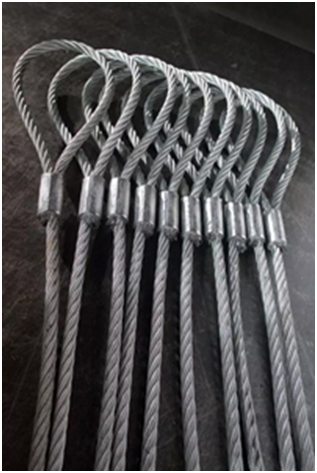 如何區分壓制鋼絲繩吊索質量