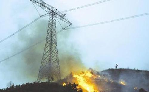输电线路防山火监测系统 积极做好春季防山火工作