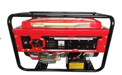 如何排查汽油发电机不发电?