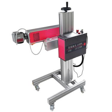激光喷码机j即将取代油墨喷码机