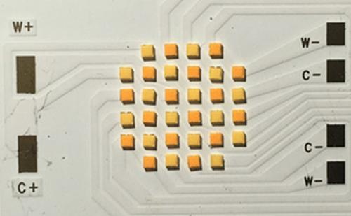 LED倒装芯片封装的优点和特点