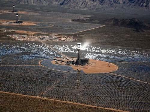 最大聚焦式太阳能项目回应质疑