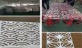 精雕尊贵铝单板-白色雕刻铝单板