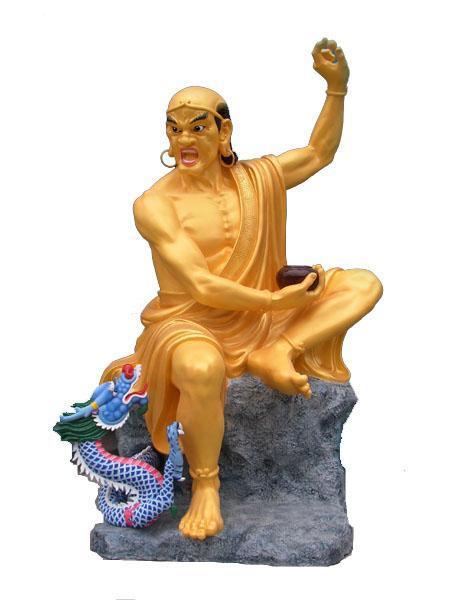 木雕佛像 罗汉,木雕,罗汉,观音生产供应商 雕刻和雕塑品