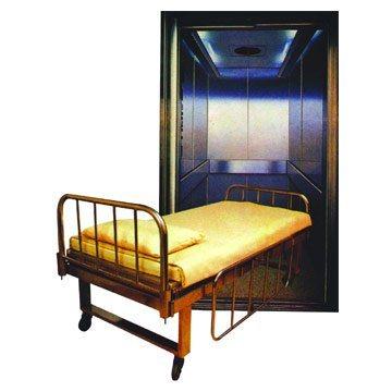 病床电梯,医院电梯,病人电梯,医用电梯生产供应商 电梯和缆车 高清图片