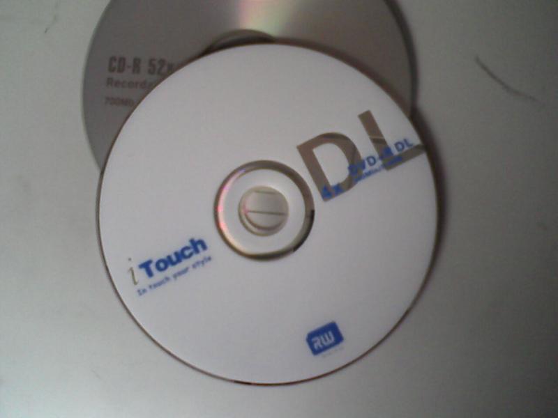 8.5gb dvdr光盘图片