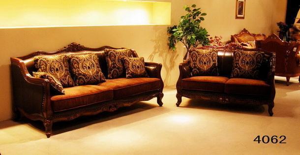 皮布沙发(4062#)图片