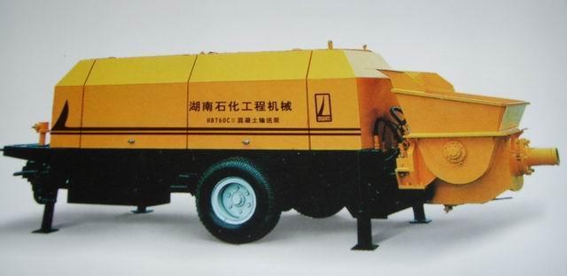 混凝土输送泵 - hbt图片