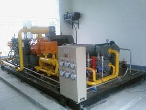 天然气压缩机图片