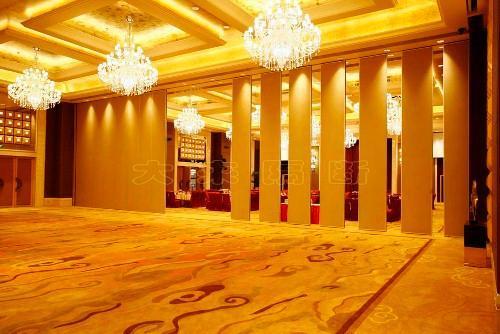 酒店宴会厅移动隔断墙
