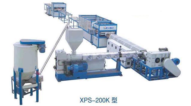 XPS保温板生产线