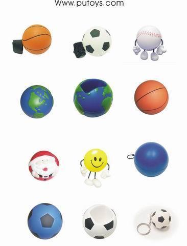 球类pu玩具
