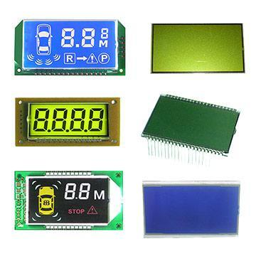回收LCD驅動IC