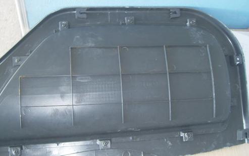 汽车内饰件焊接机高清图片