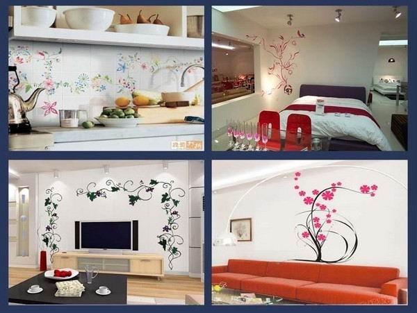 广州室内手绘墙画_壁画素材_家庭壁画_室内装饰壁画_淘宝助理
