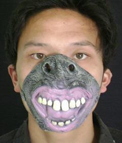 半脸面具,鬼节面具,万圣节面具生产供应商 万圣节用品
