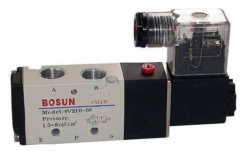 三位电磁阀的先导阀原理_先导电磁阀工作原理