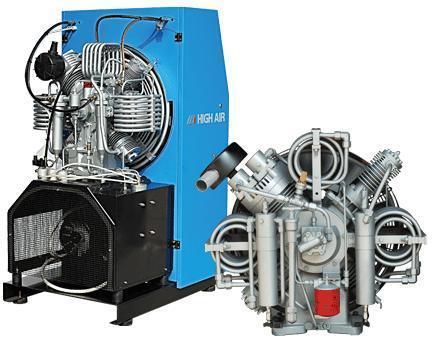 中高压空气压缩机(活塞式)图片