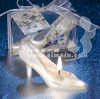 高跟鞋蜡烛 婚庆蜡烛