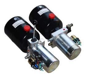 微型直流液压油泵图片