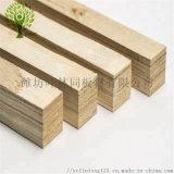 免薰蒸包裝箱用楊木木方LVL 免薰蒸木方 楊木木方