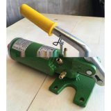 搅拌站混凝土搅拌机手动润滑油泵 四出口浓油润滑泵厂家 锂基脂黄油泵
