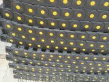 工程橋式塑料拖鏈|承重型橋式塑料拖鏈