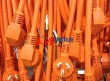 開美線纜- 充電樁電源插頭螺旋電纜彈簧線