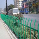 围墙铁艺护栏 草坪护栏网制造