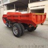 工程用柴油動力三輪車 貨運載重農用三輪車