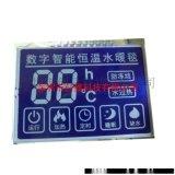 LCD液晶顯示屏用於水暖毯控制器