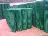 养殖铁丝网 圈地围栏网1.5米绿色波浪形电焊网荷兰网