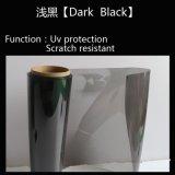 批發汽車玻璃防曬膜 淺黑色汽車太陽膜 可依據客戶尺寸定制