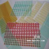 高温遮蔽烤漆绿胶带,喷粉涂装耐高温贴纸