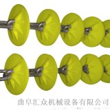 尿素管链提升机长距离 环型管链机