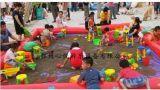 心悦游乐儿童充气沙滩池决明子海洋球池子