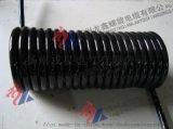 牽引車7芯螺旋電纜 危險車輸專用彈簧線