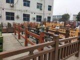 民發水泥護欄仿木護欄