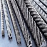 φ40-6*36WS+IWR镀锌矿井提拉钢丝绳
