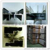鋁木復合斷橋隔熱門窗中空玻璃隔音門窗系列鋁型材
