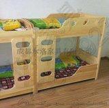 西安幼兒園家具鬆木幼兒家具成都木洛家具