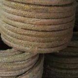 供應優質黃油棉紗盤根 水泵密封用油浸棉紗盤根