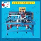 金屬鐵線自動折彎對焊成型機