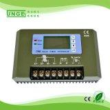 30A-60A 12V/24V/48V LCD液晶顯示太陽能控制器 路燈戶用可調控制器