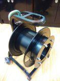 盈极光电承重型绕线盘移动光缆电缆绕线盘 光纤收放线架