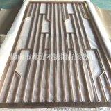 广州 厂家定制不锈钢花格办公室家居玄关挂式屏风