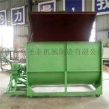 深圳牛场饲料搅拌机 卧式混料设备生产厂家