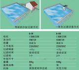一体机雅普泳池挂机泳池设备