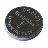 CR2450   Henlimax纽扣电池锂电池